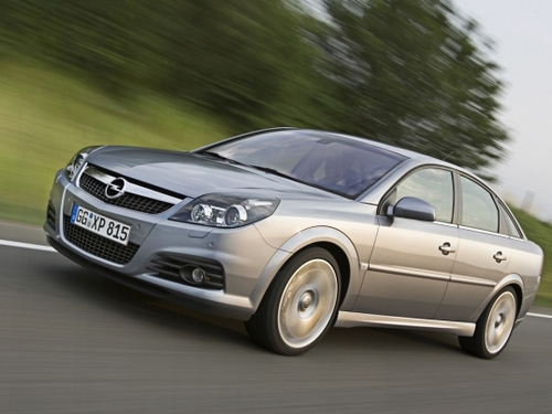 Opel Vectra GTS Hatchback 2005 - 2009