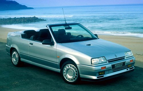 Renault 19 Descapotable (Cabrio) 1992 - 1996