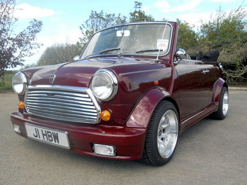 Rover Mini Descapotable (Cabrio) 1991 - 1996