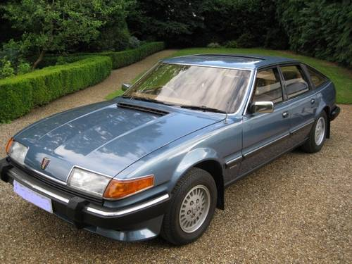 Rover Sd1 Hatchback 1982 - 1987