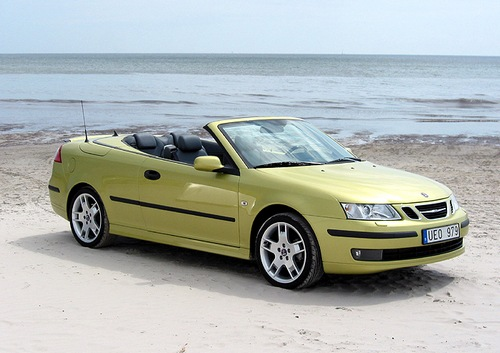 Saab 9-3 Descapotable (Cabrio) 2003 - 2011