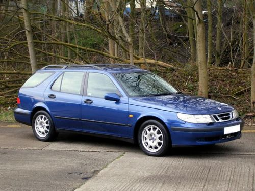 Saab 9-5 Familiar 1999 - 2005