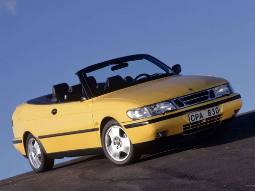 Saab 900 Descapotable (Cabrio) 1994 - 1998