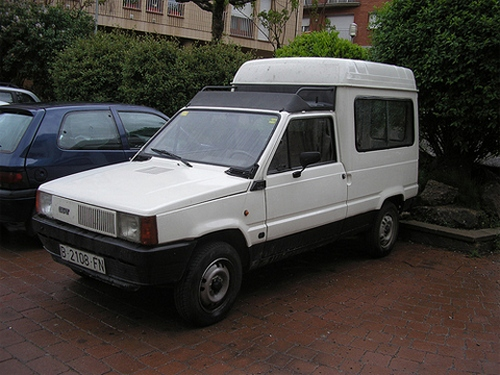 SEAT Terra Vista Familiar 1989 - 1993