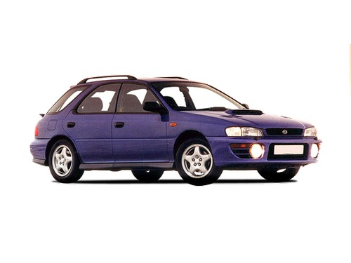 Subaru Impreza Familiar 1993 - 2001