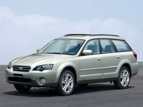 Subaru Outback Familiar 2003 - 2009