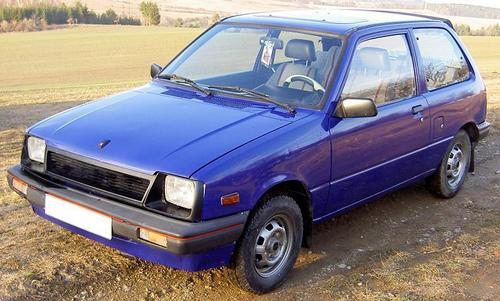 Suzuki Swift Hatchback 1984 - 1992