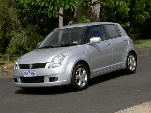 Suzuki Swift Hatchback 2005 - 2011