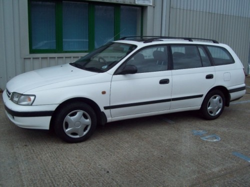 Toyota Carina E Familiar 1993 - 1997