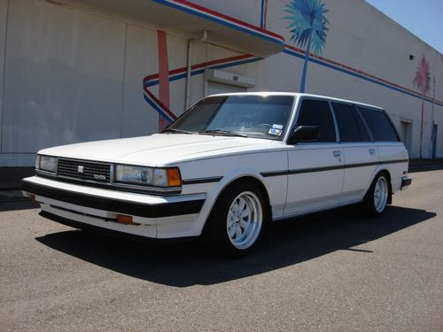Toyota Cressida Combi Familiar 1985 - 1987