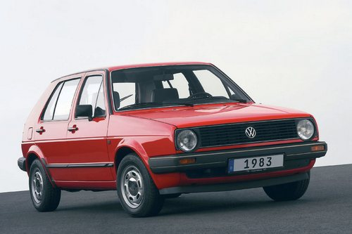Volkswagen Golf Hatchback 1984 - 1992