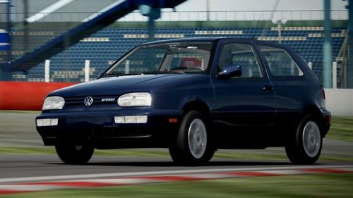 Volkswagen Golf Hatchback 1997 - 2004