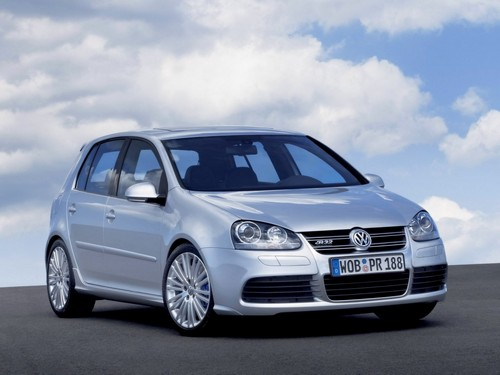 Volkswagen Golf R32 2005 - 2008