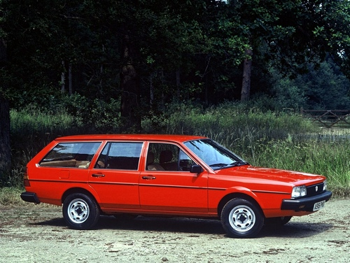 Volkswagen Passat Familiar 1981 - 1988