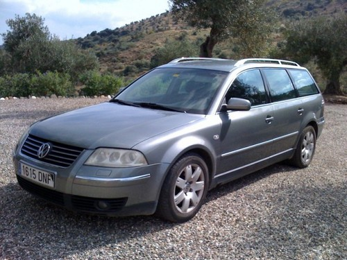 Volkswagen Passat Familiar 2000 - 2005