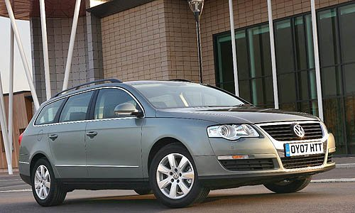Volkswagen Passat Familiar 2005 - 2011