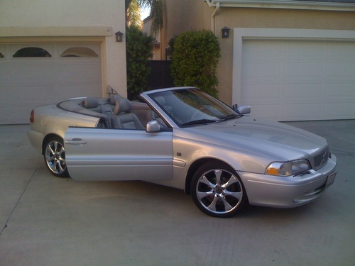 Volvo C70 Descapotable (Cabrio) 1999 - 2005