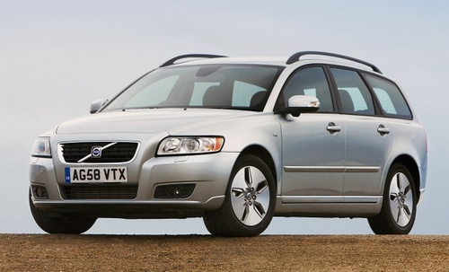 Volvo V50 Familiar 2004 - 2012