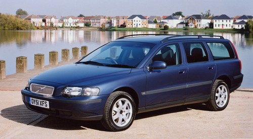 Volvo V70 Familiar 2000 - 2007