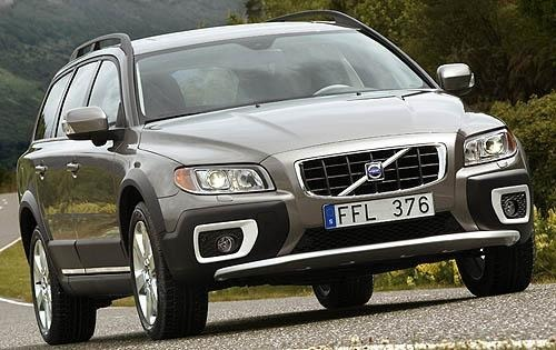 Volvo v70 vs xc70